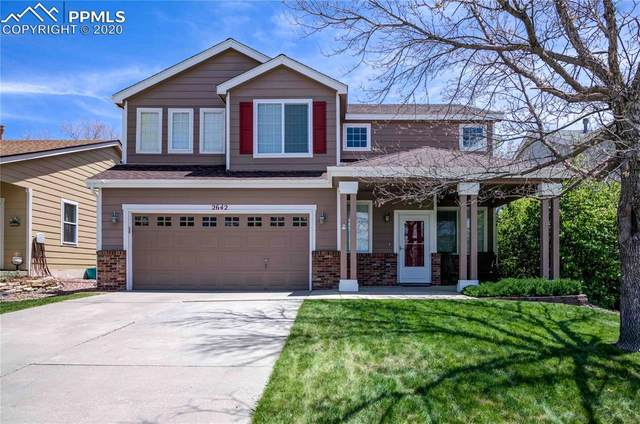 2642 Pony Tracks Drive, Colorado Springs, CO 80922 (#7688299) :: 8z Real Estate