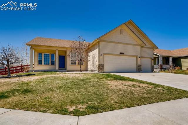 10496 Mile Post Loop, Fountain, CO 80817 (#7690716) :: Tommy Daly Home Team