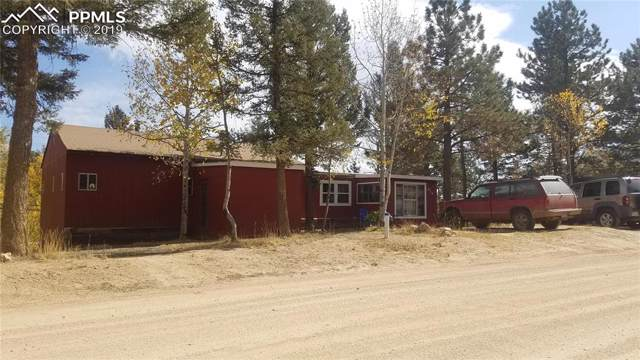812 Blossom Road, Woodland Park, CO 80863 (#7692028) :: The Daniels Team