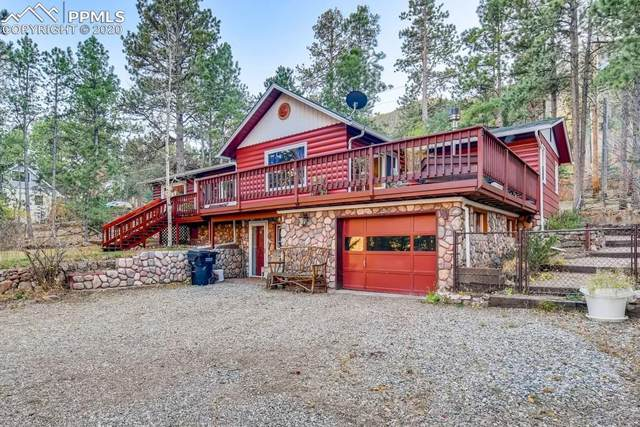 5830 Uneda Road, Cascade, CO 80809 (#7692662) :: The Treasure Davis Team