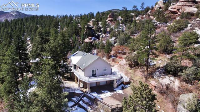 7291 Osage Road, Larkspur, CO 80118 (#7693724) :: Compass Colorado Realty