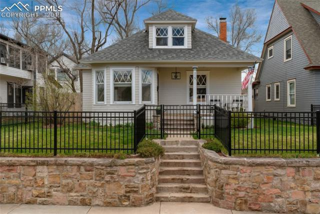 315 N Institute Street, Colorado Springs, CO 80903 (#7694103) :: Tommy Daly Home Team