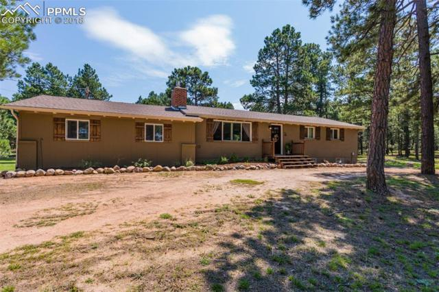 17885 Clydesdale Road, Colorado Springs, CO 80908 (#7694113) :: The Hunstiger Team