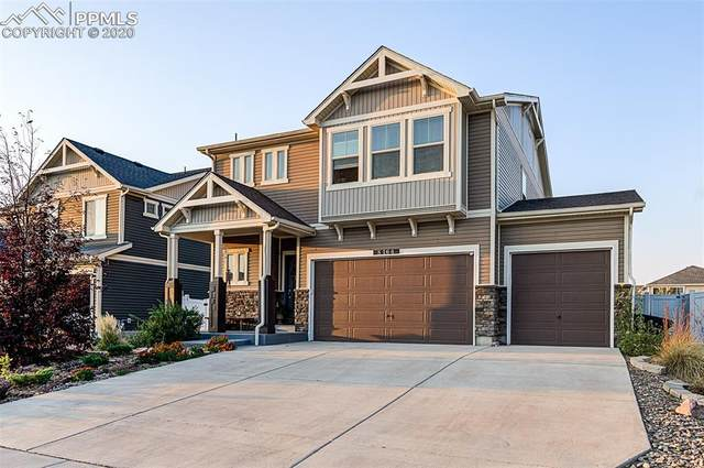 8164 Campground Drive, Fountain, CO 80817 (#7696041) :: The Treasure Davis Team