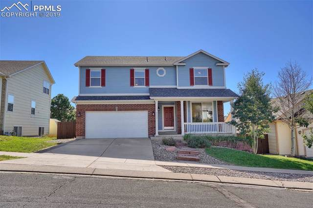 6523 Whistle Bay Drive, Colorado Springs, CO 80923 (#7698625) :: The Peak Properties Group