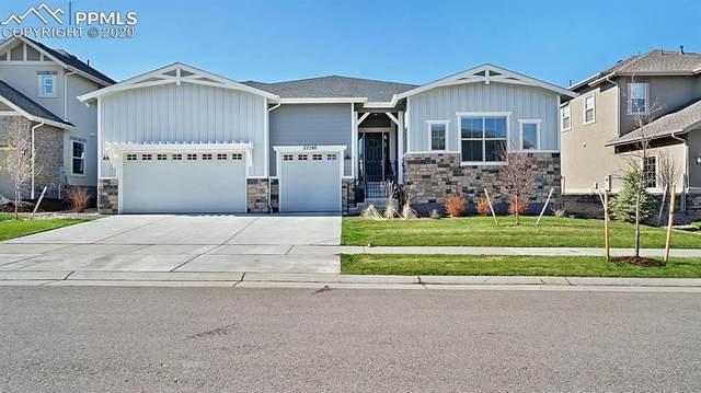 22280 Boundstone Drive, Parker, CO 80138 (#7700776) :: 8z Real Estate