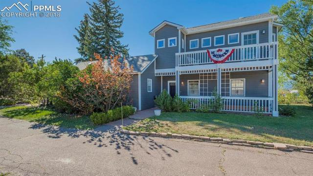 464 N Washington Street, Monument, CO 80132 (#7700813) :: Action Team Realty