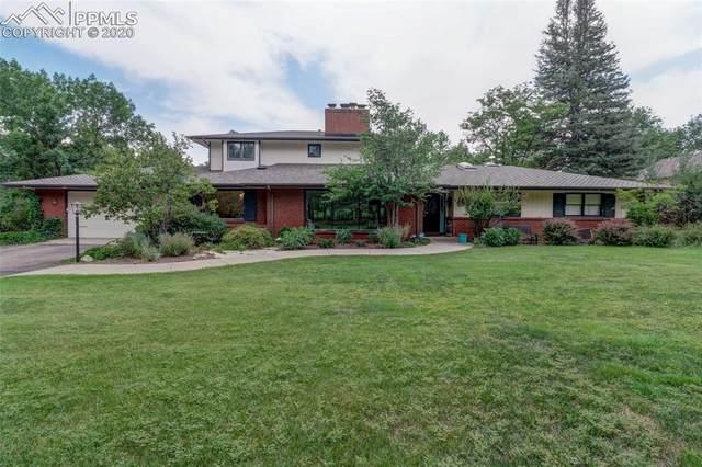 7 Mirada Road, Colorado Springs, CO 80906 (#7701384) :: Finch & Gable Real Estate Co.