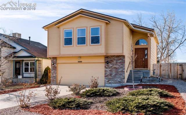 3080 Richmond Drive, Colorado Springs, CO 80922 (#7701559) :: The Kibler Group