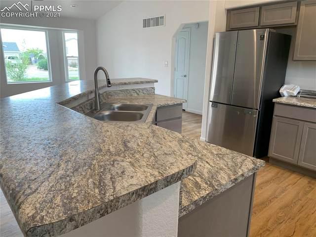 474 S Laporte Drive, Pueblo West, CO 81007 (#7705517) :: Springs Home Team @ Keller Williams Partners