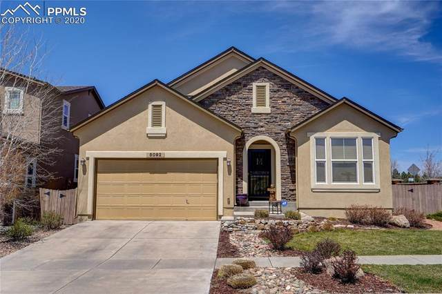5092 Galloping Goose Way, Colorado Springs, CO 80924 (#7706652) :: Finch & Gable Real Estate Co.