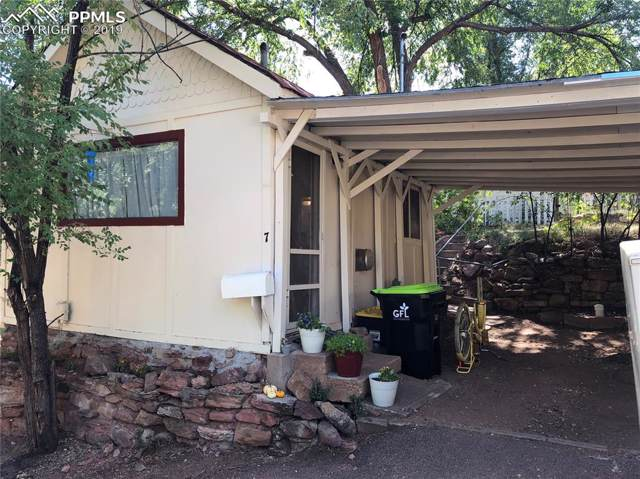 7 Ute Trail, Manitou Springs, CO 80829 (#7706826) :: Tommy Daly Home Team