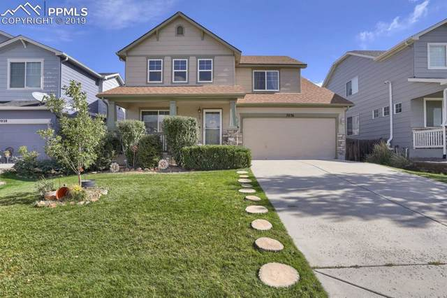 2036 Dewhirst Drive, Colorado Springs, CO 80951 (#7709451) :: Tommy Daly Home Team