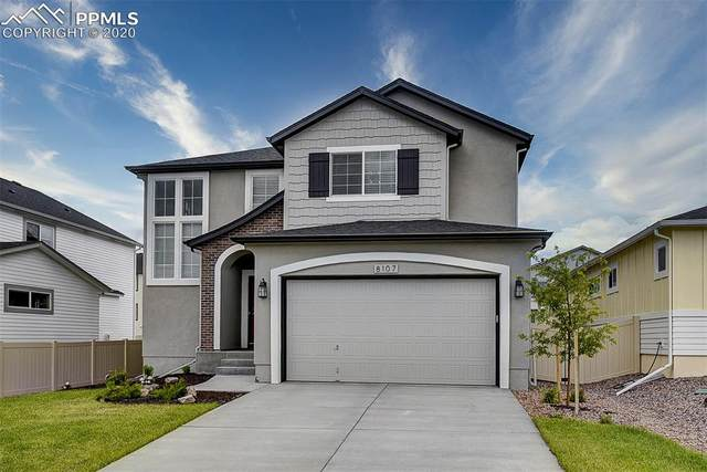 8107 Gilpin Peak Drive, Colorado Springs, CO 80924 (#7710195) :: Action Team Realty