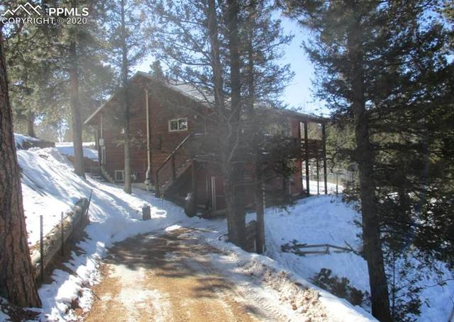 403 Brittany Drive, Florissant, CO 80816 (#7710779) :: 8z Real Estate