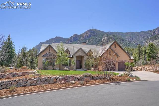 975 Grey Mountain Point, Colorado Springs, CO 80906 (#7710994) :: Fisk Team, RE/MAX Properties, Inc.