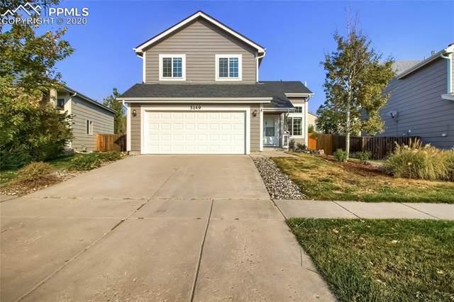 5149 Weaver Drive, Colorado Springs, CO 80922 (#7711276) :: Relevate   Denver