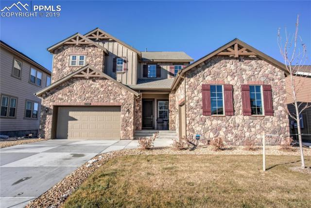 14713 Haley Avenue, Parker, CO 80134 (#7711789) :: The Daniels Team