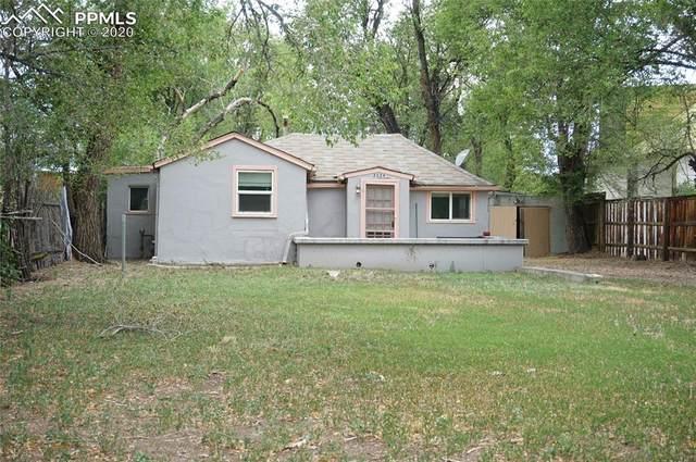 2526 N Weber Street, Colorado Springs, CO 80907 (#7712439) :: The Scott Futa Home Team