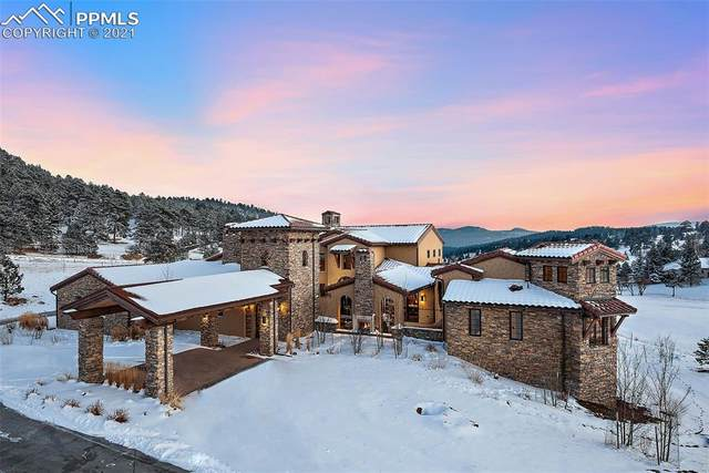 484 Spring Ranch Drive, Golden, CO 80401 (#7714841) :: The Daniels Team