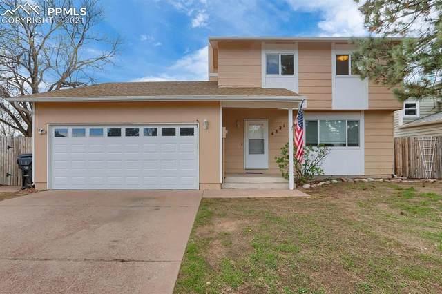 4321 Moonbeam Drive, Colorado Springs, CO 80916 (#7716270) :: HomeSmart