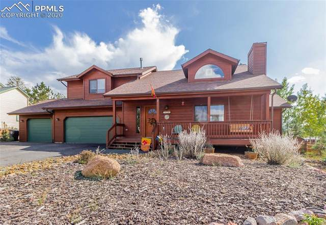 2217 Valley View Drive, Woodland Park, CO 80863 (#7716830) :: Finch & Gable Real Estate Co.