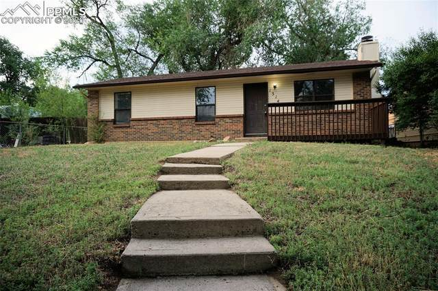 1314 W Vermijo Avenue, Colorado Springs, CO 80904 (#7717927) :: Colorado Home Finder Realty