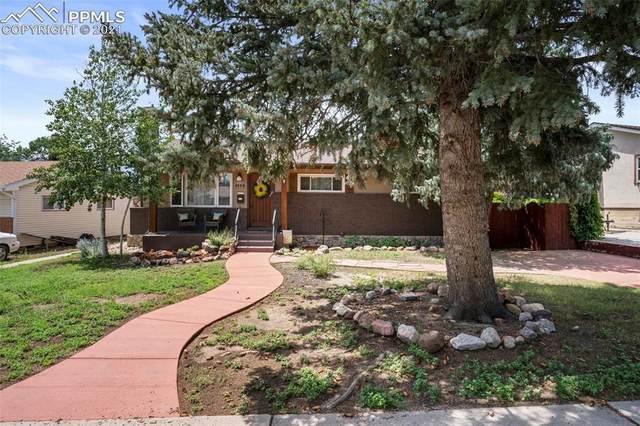 3142 Larkspur Drive, Colorado Springs, CO 80907 (#7719270) :: Venterra Real Estate LLC