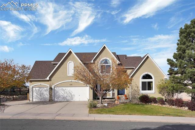 5740 Regal View Road, Colorado Springs, CO 80919 (#7725363) :: RE/MAX Professionals