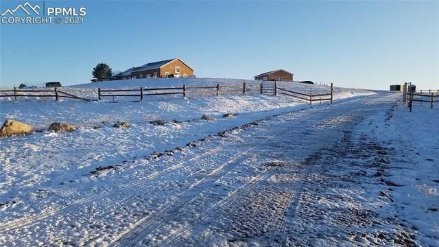 13670 Coyote Crossing Lane, Elbert, CO 80106 (#7728065) :: The Daniels Team