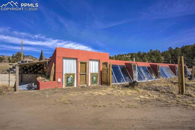 6 Main Street, Guffey, CO 80820 (#7729744) :: Realty ONE Group Five Star