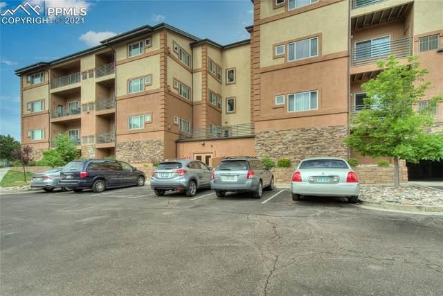 3755 Hartsock Lane #205, Colorado Springs, CO 80917 (#7731359) :: Hudson Stonegate Team