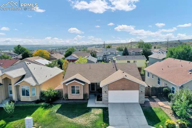 441 Gold Claim Terrace, Colorado Springs, CO 80905 (#7731800) :: CC Signature Group
