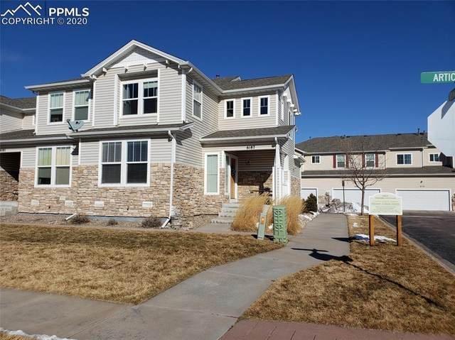 6187 Calico Patch Heights, Colorado Springs, CO 80923 (#7736036) :: Tommy Daly Home Team