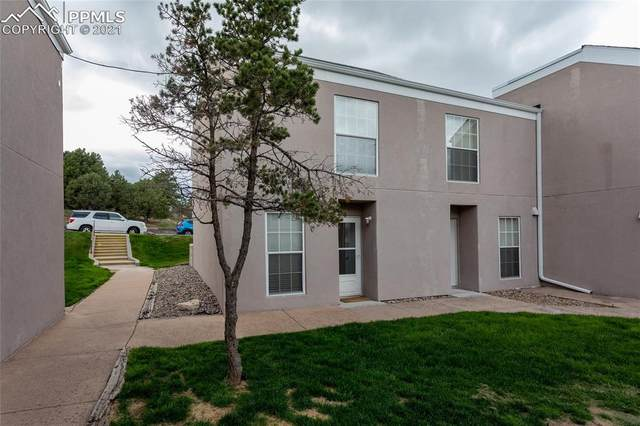 3520 Parkmoor Village Drive H, Colorado Springs, CO 80917 (#7738221) :: Tommy Daly Home Team