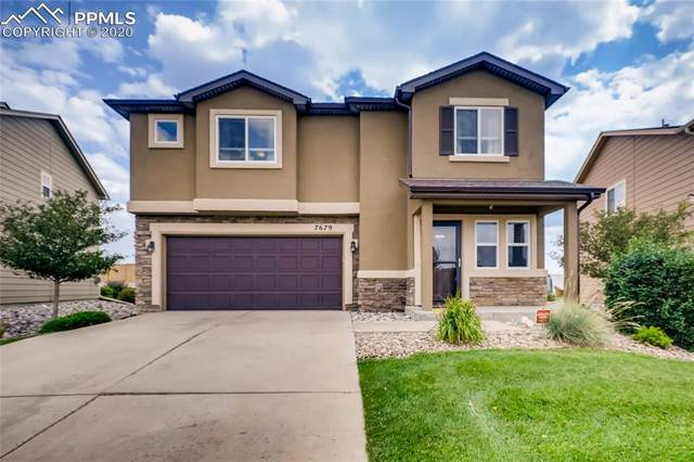 7679 Manistique Drive, Colorado Springs, CO 80923 (#7738392) :: Tommy Daly Home Team