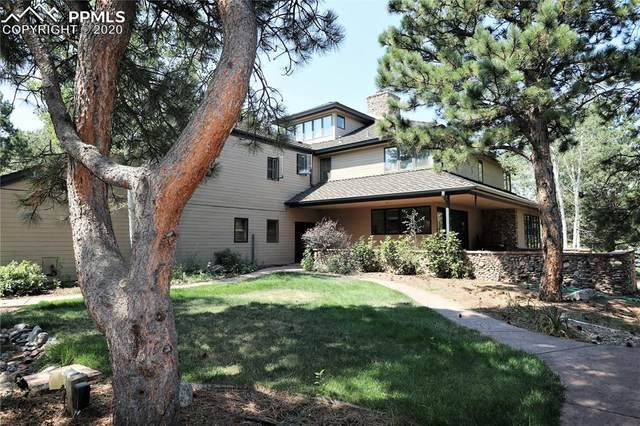 530 Silver Saddle Road, Monument, CO 80132 (#7739189) :: Tommy Daly Home Team