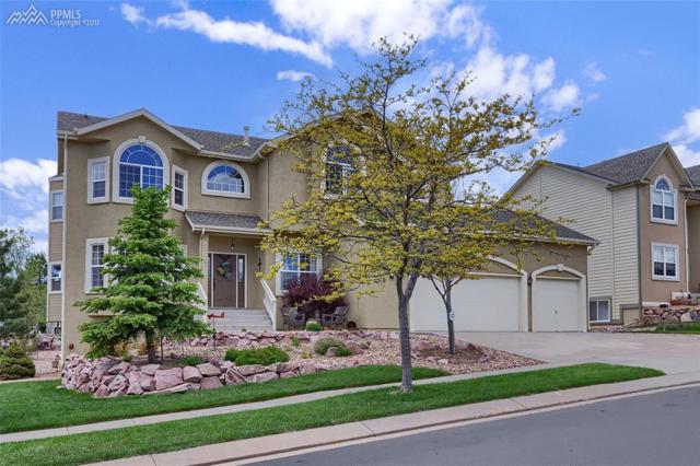 2365 Vanreen Drive, Colorado Springs, CO 80919 (#7740379) :: Jason Daniels & Associates at RE/MAX Millennium
