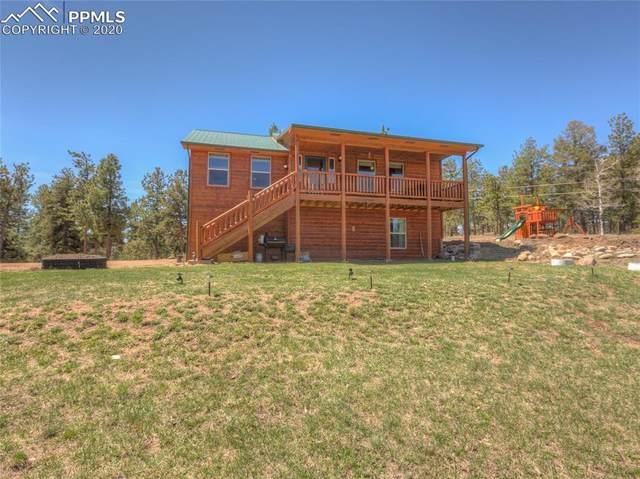 88 Saddleback Drive, Florissant, CO 80816 (#7740752) :: 8z Real Estate