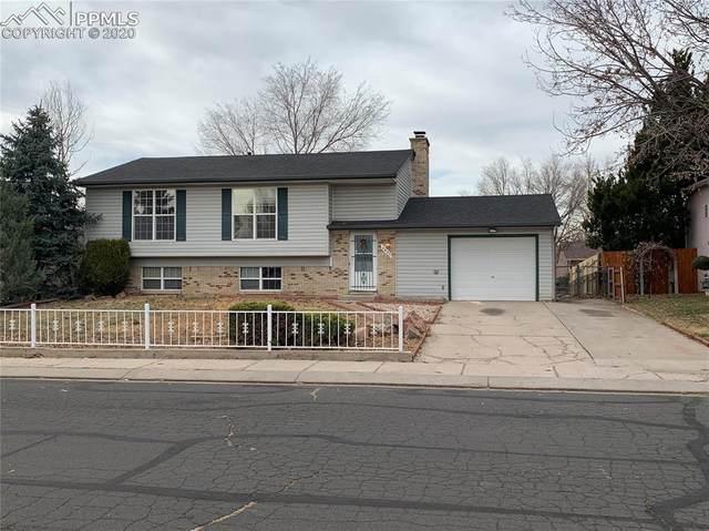4630 Bailey Drive, Colorado Springs, CO 80916 (#7744368) :: The Dixon Group