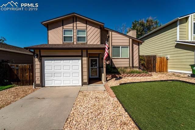 2640 Fredricksburg Drive, Colorado Springs, CO 80922 (#7744731) :: The Kibler Group