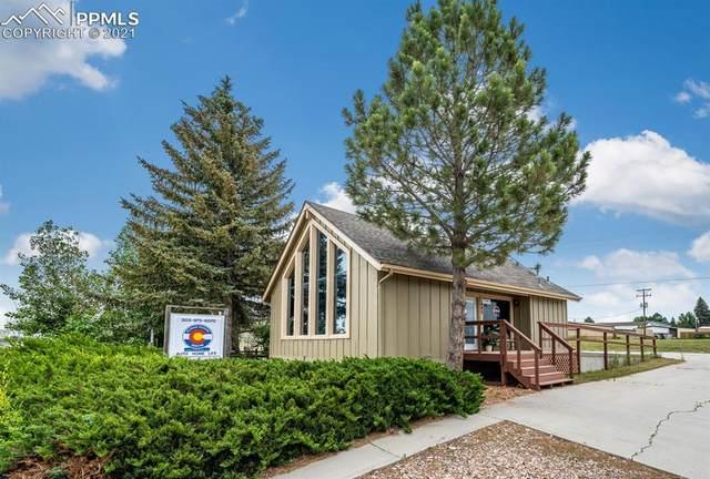 480 Comanche Street, Kiowa, CO 80117 (#7745164) :: Tommy Daly Home Team