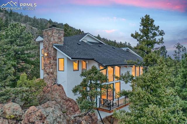 2110 Gold Camp Road, Colorado Springs, CO 80906 (#7749750) :: The Treasure Davis Team | eXp Realty