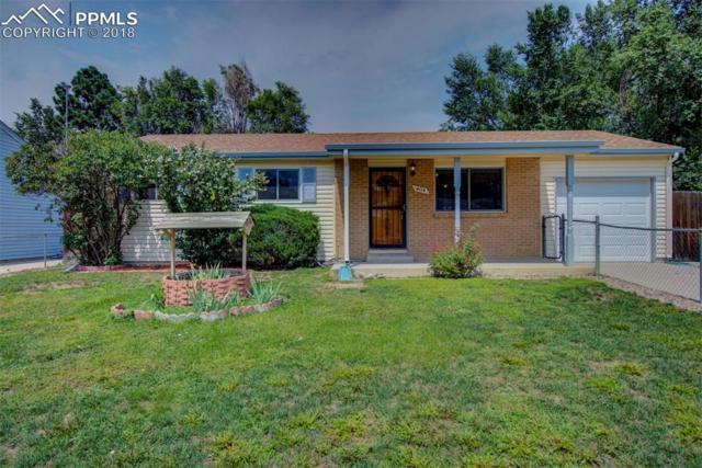 4114 Shelley Avenue, Colorado Springs, CO 80910 (#7751166) :: The Hunstiger Team
