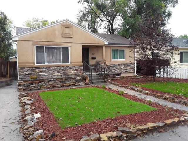 824 N Union Boulevard, Colorado Springs, CO 80909 (#7753331) :: RE/MAX Advantage