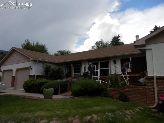 316 Clarksley Road, Manitou Springs, CO 80829 (#7755219) :: Action Team Realty