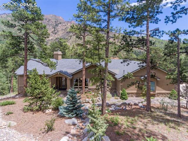 5130 Chipita Pines Drive, Cascade, CO 80809 (#7756942) :: 8z Real Estate