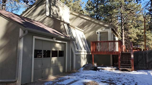 315 Walnut Street, Woodland Park, CO 80863 (#7757116) :: Finch & Gable Real Estate Co.