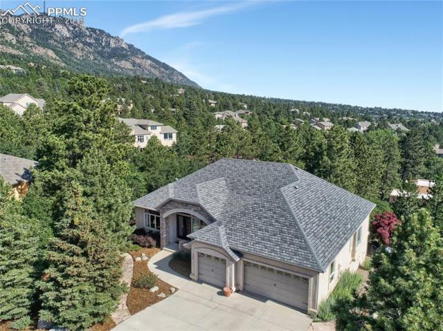 380 Paisley Drive, Colorado Springs, CO 80906 (#7758253) :: The Hunstiger Team