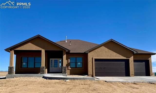 8317 Buckskin Ranch View, Peyton, CO 80831 (#7759064) :: Finch & Gable Real Estate Co.